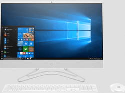 HP All-In-One 24-F0043in Desktop Computer