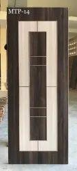 Telsia Door PVC Foil Membrane T-Patti Series-MTP-14, For Home