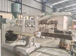 Extruder coating and lamination machine