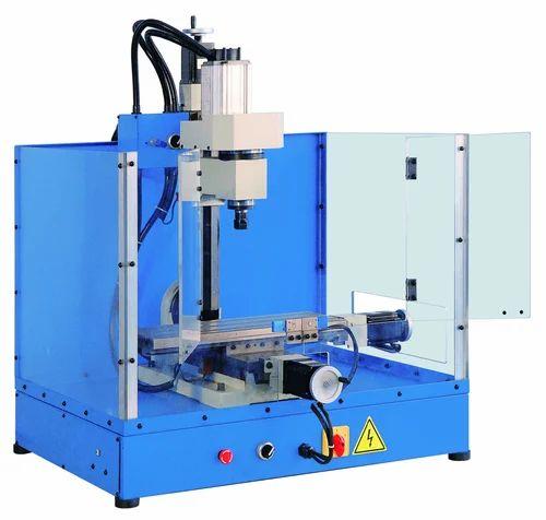 Model Pmx Cnc Table Top Milling Trainer Machine Manual Cnc