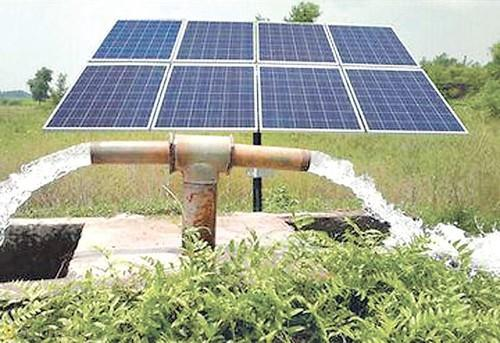 Solar Pumping System Amp Solar Led Street Light With Smf