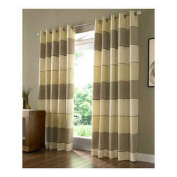 Polyester Vertical Designer Curtain, For Door