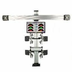 COMFOS 3D Wheel Alignment