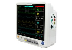 Digital Contec CMS9200 Multipara Patient Monitor, Screen Size: 15 Inch, For Hospital Clinic