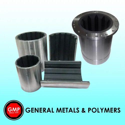 Stainless Steel Cutlass Rubber Bearing