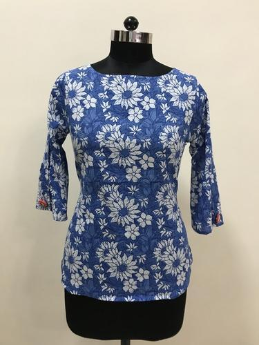 Lavanya Cotton Casual Wear Top