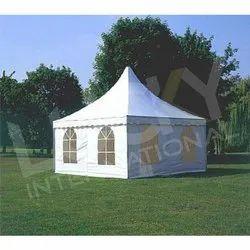 White Tensile Tent Fabric