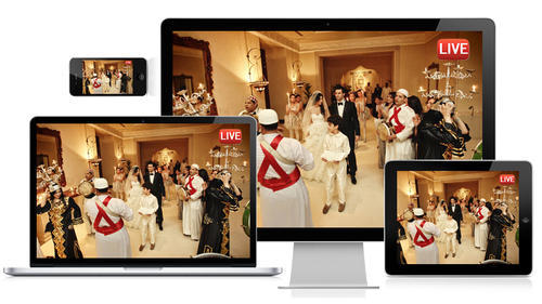 Wedding Live Streaming Service Provider from Chennai