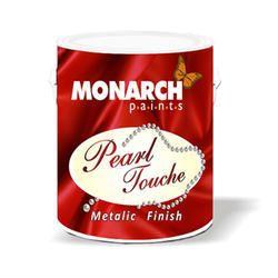 Emulsion Metallic Finish Interior Paint