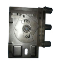Steel Door Lock Plate