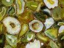 Yellow Agate Slab