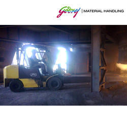 Godrej Furnace Stoker Forklift Attachment