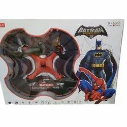 Playground Equipment Plastic Batman Kids Toy, Child Age Group: 3 To 8 Years
