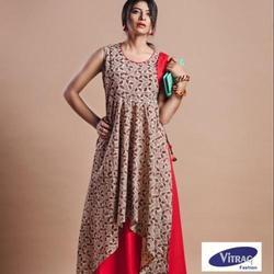 Long Kurti In Ahmedabad लनग करत अहमदबद
