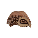 Leaf Shape Henna Printing Blocks