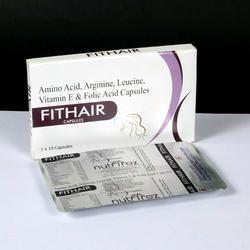 Biotin Amino Acid Vitamin E Tablets