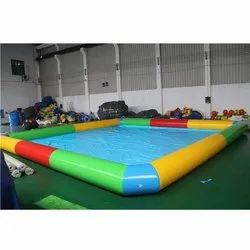 Inflatable Multi Colour Pool With Blower