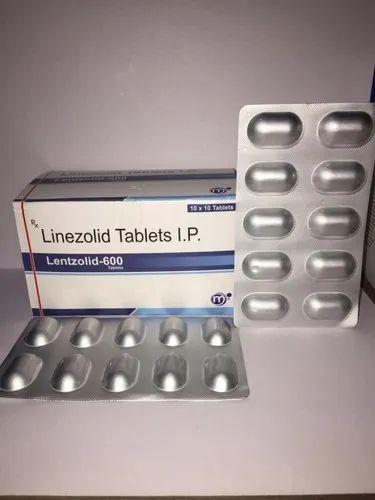 Linezolid Tablet IP