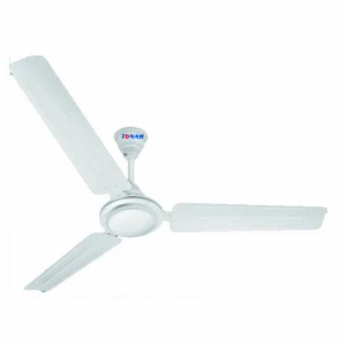 Tonar White High Speed Ceiling Fan