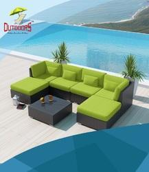 Customized Rattan Sofa Set
