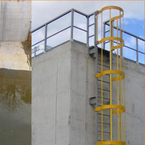 Yellow Grp Access Ladder Size 15 To 30 Ft Rs 10000 Piece Id