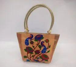 Paithani Handbag Big Bag