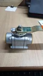 Audco Scrowded Stainless Steel Ball Valve