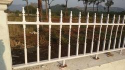 Mild Steel 7-10 Ft Garden Metal Fencing