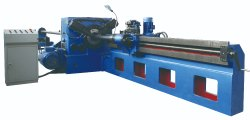 Roller Pipe Cutting Machine