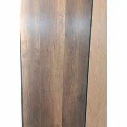 Matte Brown Wooden Floor Tiles, For Flooring