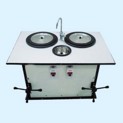 Metallurgical Double Disc Polishing Machine Manufacturer