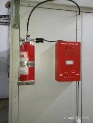 Novec 1230 Fire Extinguisher System