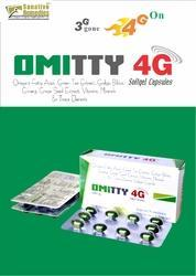Omega 3 Fatty Acid Magnesium Oxide Ferrous Fumerate