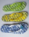 For Fly Fabrication Ladies Slipper, Size: 4 To 7