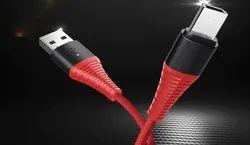 2A Dual Color V8 USB Cable