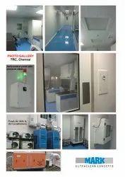 Clean Rooms Pressure Balancing