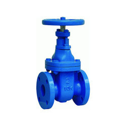 JIS Non-Rising Stem Gate Valve