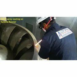 HVOF Coating Service