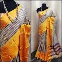 Riva Enterprise Designer Checks Saree
