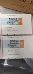 Nilotinib Tasigna Capsules 150 Mg, Novartis