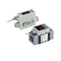 SMC 2-Color Display Digital Flow Switch PFMB