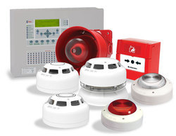 Copper Fire Alarm System