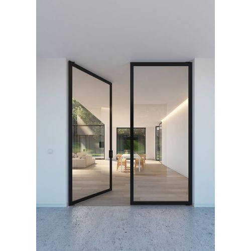 Double Glass Door At Rs 300 Square Feet Glass Doors V S