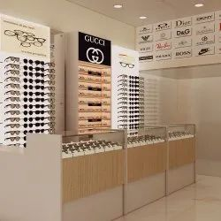 Exclusive Optical Shop Design - New