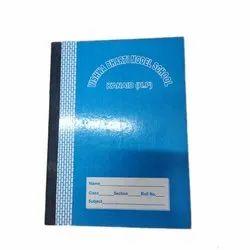 Soft Bound School Notebook
