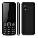 2.8 Inch Black Feature Phone