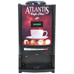Atlantis Cafe Plus Three Option Tea Coffee Soup Vending Machine