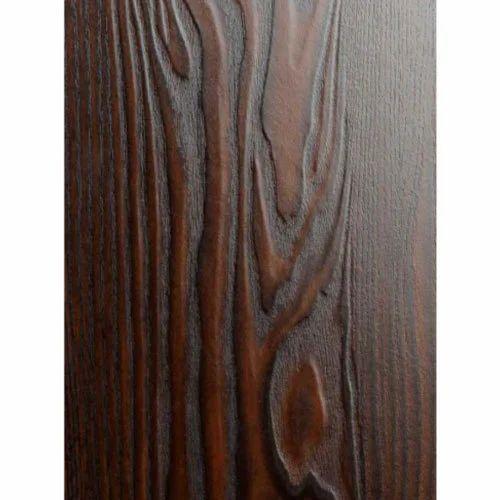 Dark Veins 550 And Bella Wood 551 Synchronized Embossed Laminated Flooring