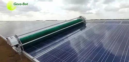 Solar Panel Robot Fn 015 001 Industrial Solar Panels