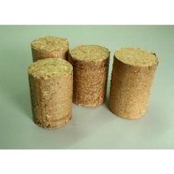 Recycled Sawdust Briquettes